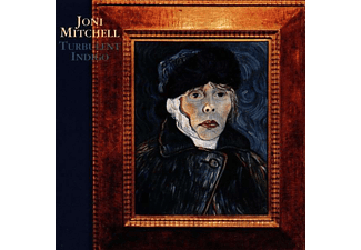 Joni Mitchell - Turbulent Indigo (CD)