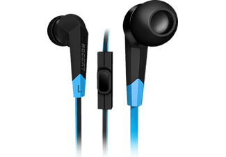 ROCCAT, ROC-14-100, Syva - High Performance In-Ear Headset, In-Ear Headset, Schwarz/Blau