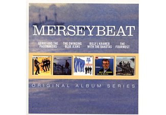 Various-Merseyboat - Original Album Series [CD]