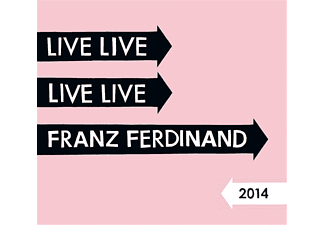 Franz Ferdinand - Live 2014 (Double CD) [CD]