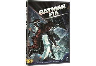 Batman fia (DVD)