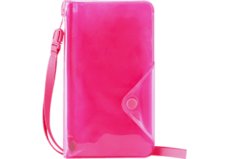 "PURO Water-Resistant Booklet Case fits up to 4,7"" Pink"