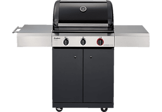 enders bbq kansas 3 black turbo 8243 gasgrill mediamarkt. Black Bedroom Furniture Sets. Home Design Ideas