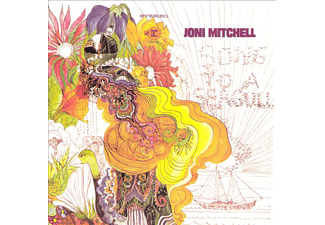Joni Mitchell - Song to a Seagull (CD)