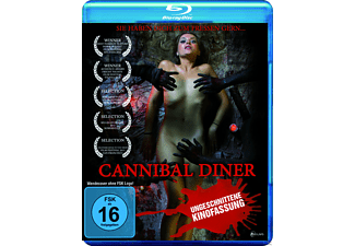 Cannibal Diner - (Blu-ray)