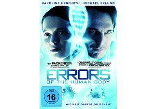 Errors of the Human Body - (DVD)