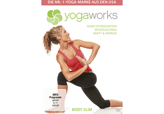 Yogaworks-Body Slim [DVD]