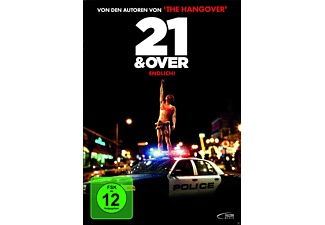 21 & OVER - (DVD)