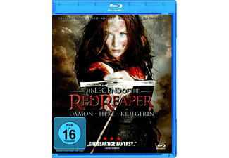 The Legend of the Red Reaper - Dämon, Hexe, Kriegerin [Blu-ray]