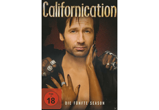 Californication - Staffel 5 [DVD]