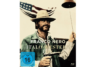Franco Nero Western Collection - (Blu-ray)