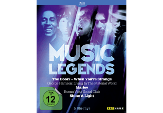 Music Legends [Blu-ray]
