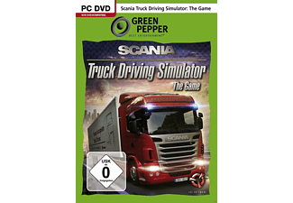 Scania Truck Driver Simulator (Green Pepper) - PC