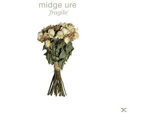 Midge Ure - Fragile (Ltd.180gr./Black+White Photoprint) - (Vinyl)