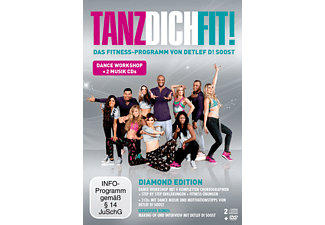 Detlef D! Soost - Tanz Dich Fit (Diamond Edition) [DVD]