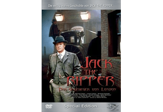 Jack the Ripper - Das Ungeheuer von London - Special Edition - (DVD)