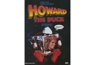 Howard The Duck - Ein tierischer Held [DVD]