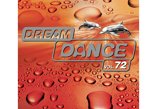 Various - Dream Dance Vol.72 [CD]
