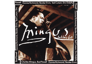 Charles Mingus - Mingus at Antibes (CD)