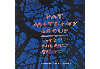 Pat Metheny - The Road to You: Recorded Live in Europe (CD)