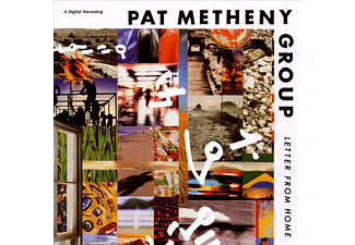 Pat Metheny - Letter From Home (CD)