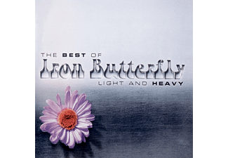Iron Butterfly - Light and Heavy - The Best of Iron Butterfly (CD)
