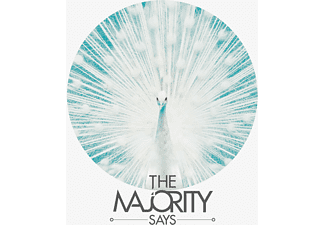 The Majority Says - The Majority Says - (CD)