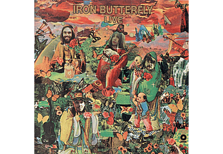 Iron Butterfly - Live (CD)