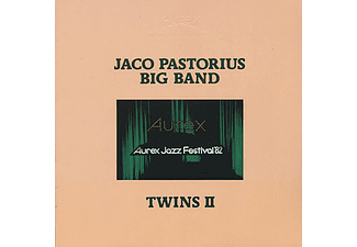 Jaco Pastorius Big Band - Twins II - Aurex Jazz Festival 1982 (CD)
