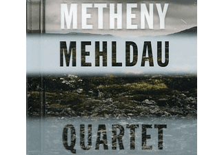 Brad Mehldau & Pat Metheny - Metheny Mehldau - Quartet (CD)