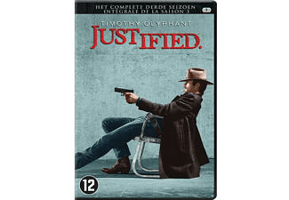 Justified - Seizoen 3 | DVD