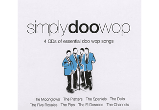 Various - Simply Doo Wop [CD]