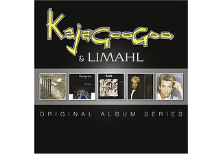 Kajagoogoo & Limahl - Original Album Series (CD)
