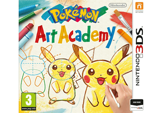 Pokémon: Art Academy | 3DS