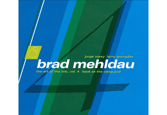 Brad Mehldau - The Art of the Trio, Vol. 4 - Back at the Vanguard (CD)