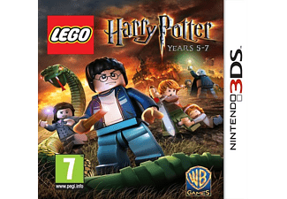 LEGO Harry Potter: Years 5-7 Nintendo 3DS