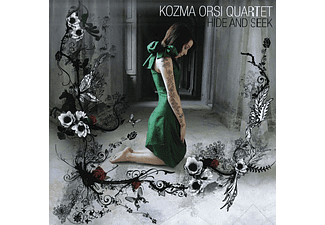 Kozma Orsi - Hide And Seek (CD)