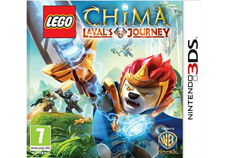 LEGO Legends of Chima: Laval's Journey Nintendo 3DS