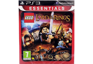 LEGO Lord of the Rings Essentials PS3