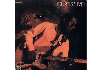 Curtis Mayfield - Curtis / Live! (CD)