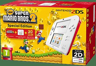Nintendo 2DS Console Mario Bundel