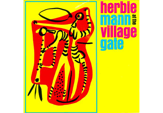 Herbie Mann - At the Village Gate (CD)