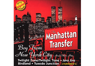 The Manhattan Transfer - Boy from New York City & Other Hits (CD)