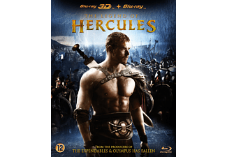 The Legend Of Hercules 3D | 3D Blu-ray