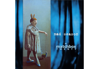 Matchbox Twenty - Mad Season (CD)