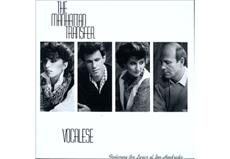 The Manhattan Transfer - Vocalese (CD)