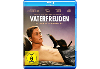 Vaterfreuden - (Blu-ray)