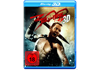 300 - Rise of an Empire + 30cm Figur - (3D Blu-ray)