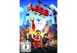 The LEGO Movie - (DVD)
