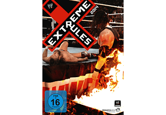 Extreme Rules 2014 - (DVD)